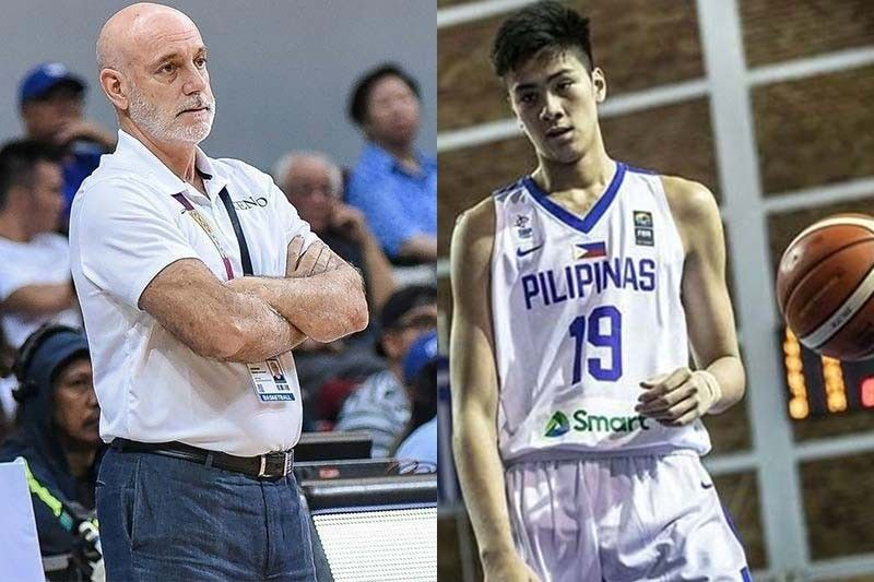 Tab Baldwin: Australian NBL an 'excellent match' for Kai Sotto