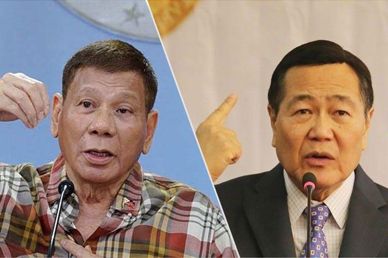 Carpio creates online petition urging Duterte to retract West Philippine Sea statements