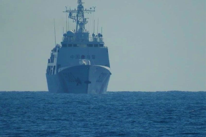 Philippines lodges new protests over Chinese Coast Guard ships in Panatag Shoal