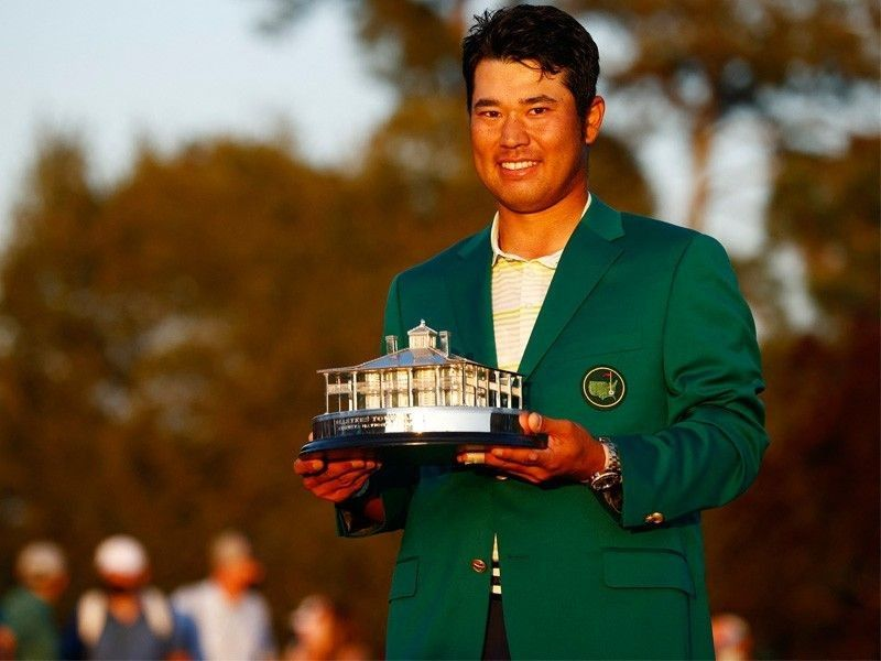 Matsuyama poised to inspire young Asian golfers