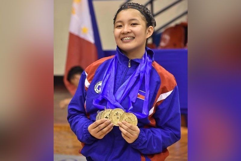 Samantha Catantan hopes to represent Philippines in Olympic fencing