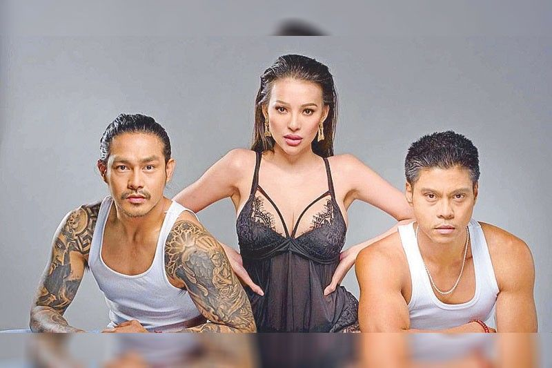GB Sampedro directs first sexy comedy