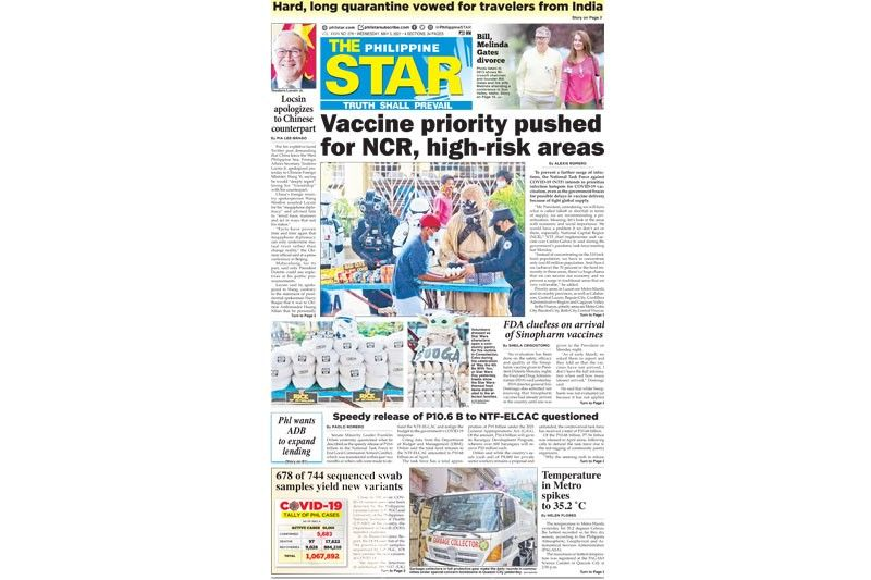 The STAR Cover (May 5, 2021)