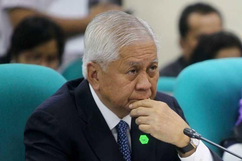 Del Rosario hits back at Duterte for jetski promise