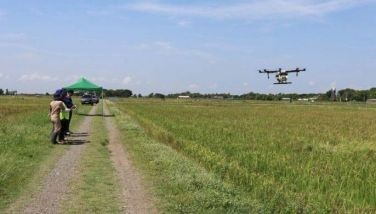 Syngenta takes Philippine agriculture to greater heights with approval of 2 products for drone use