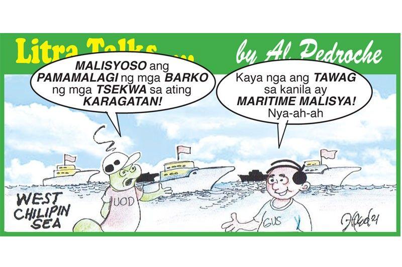 Maritime malisya!