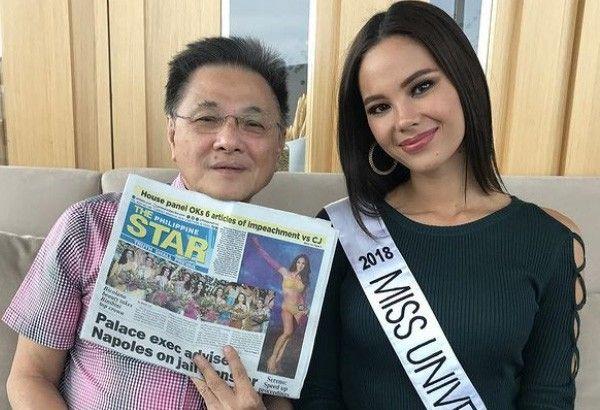 'Immortal, media icon': Stars honor entertainment industry pillar Ricky Lo