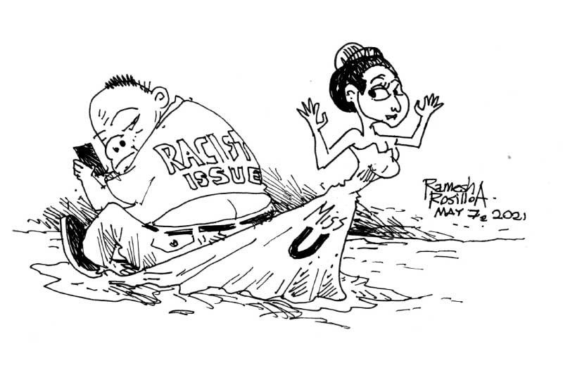 EDITORIAL - Pinoys and racism