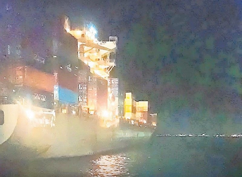 COVID-19 stricken ship from India arrives in Philippines