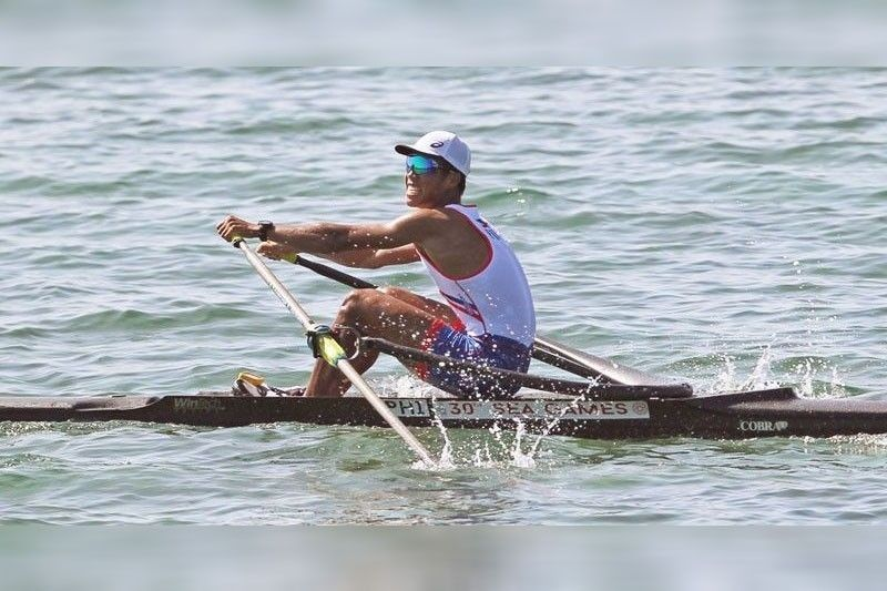 Nievarez misses out on Tokyo Olympic rowing berth