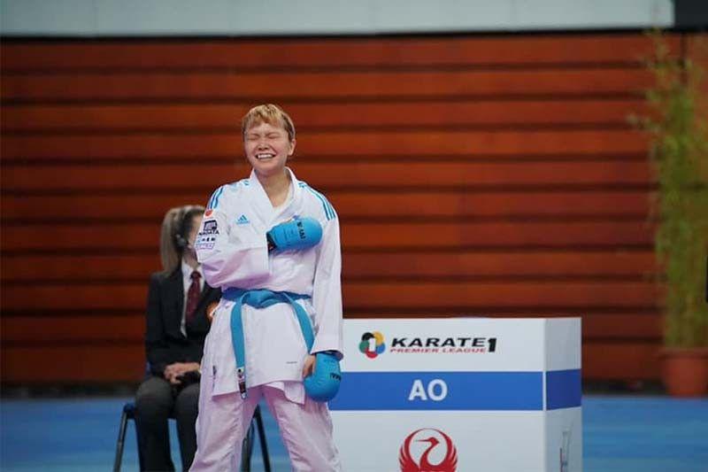 Junna Tsukii barges into Top 10 of world karate rankings