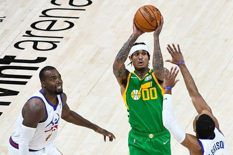 Jazz hold off Nuggets, tighten hold on top spot; Lakers relegated to play-in