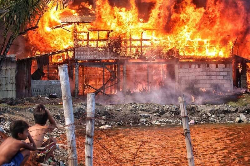 147 families displaced in Mother�s Day fire