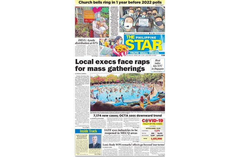 The STAR Cover (May 10, 2021)