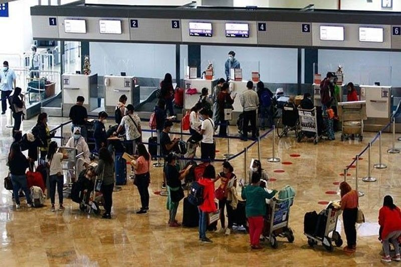 Airlines reminded not to let foreigners covered by travel restrictions to board