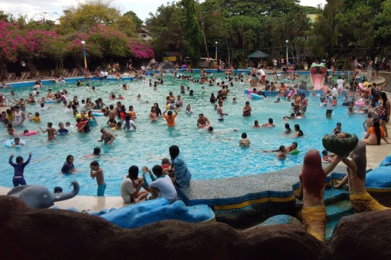 PNP eyeing raps over Caloocan City pool party