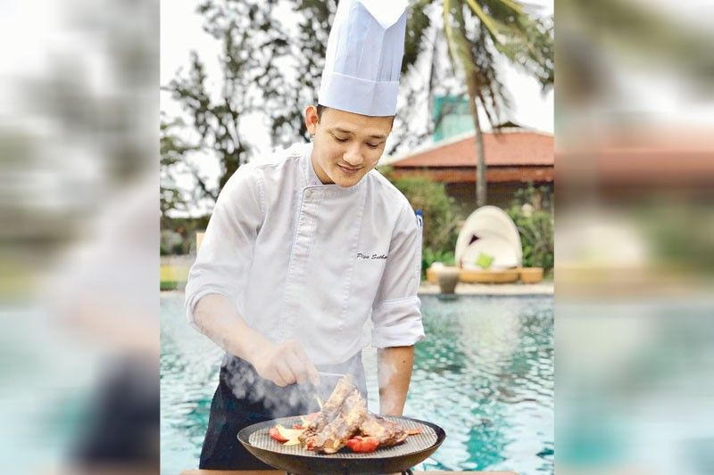Manila house introduces its new Thai Chef