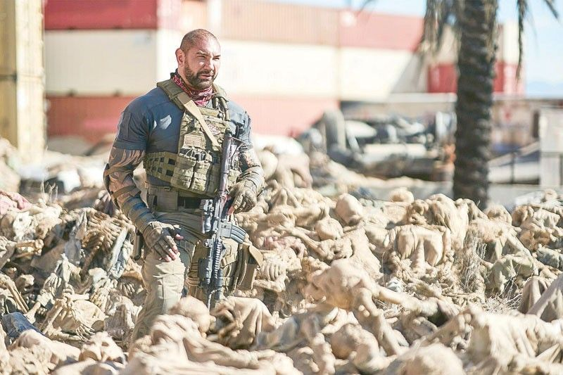 Dave Bautista: �I don�t want to be a stereotypical action hero�