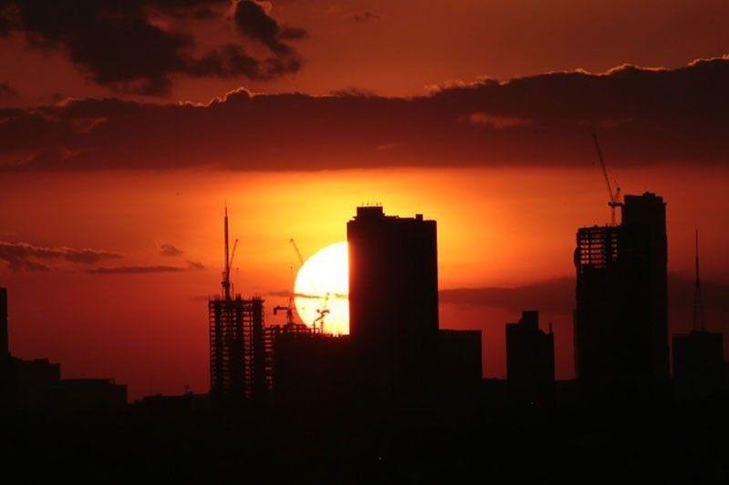Heat index hits 52 degrees Celsius in Dagupan