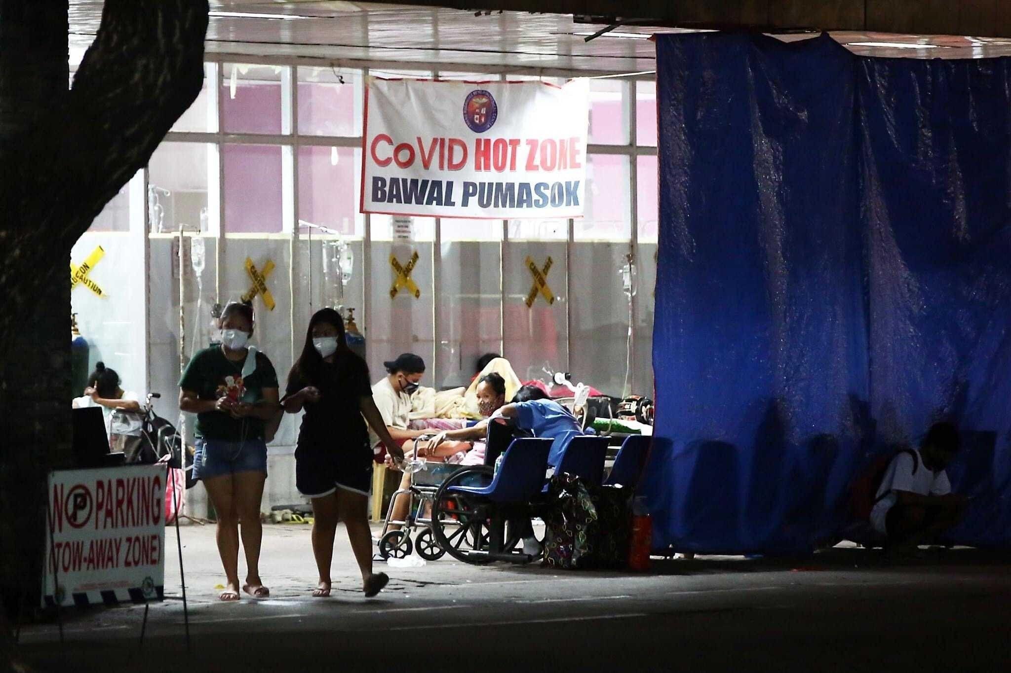 Kaso ng COVID-19 sa Pinas, bumaba ng 16%