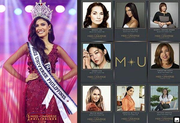 Miss Universe 2020 announces panel of all-female judges