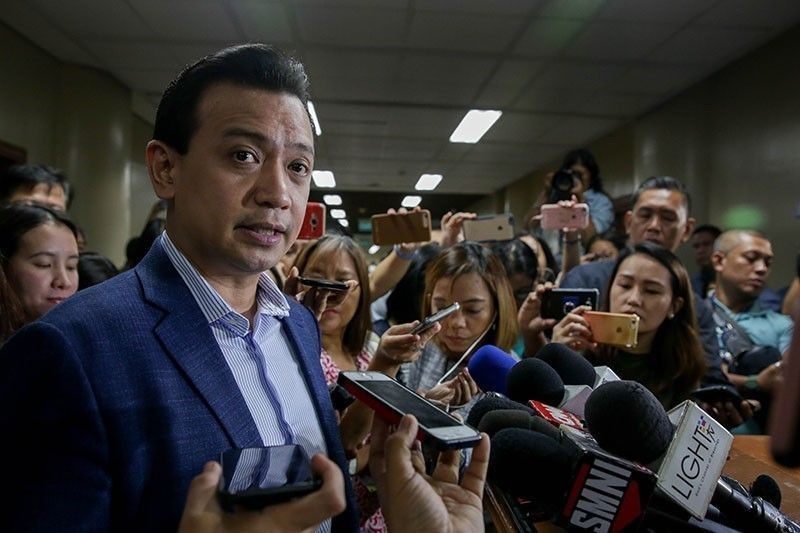 Palace on potential Trillanes presidential run: Dreams are free