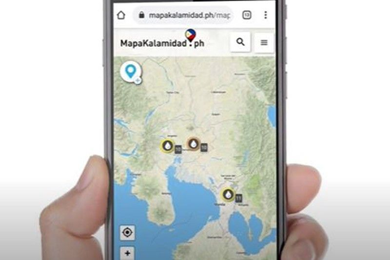Data sharing platform can help communities locate, map flooded areas during disasters