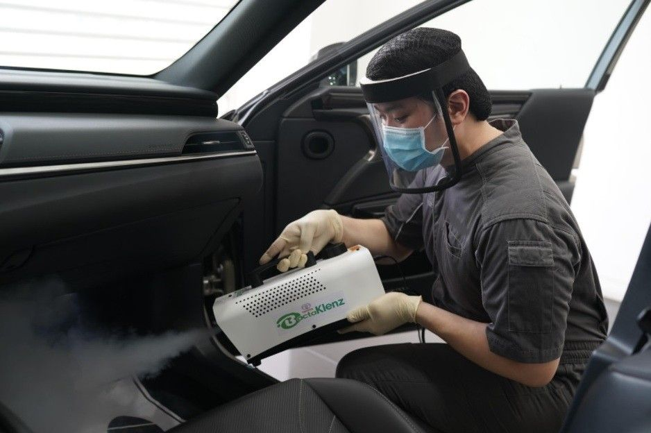 LIST: 5 hygiene tips for public and private motorists to stay safe on and off the road