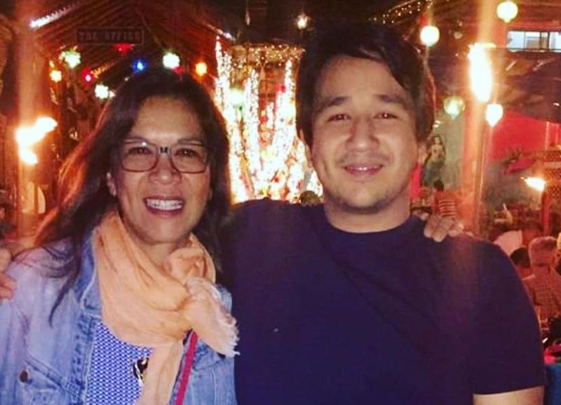 Malou and Raul Fores: A mother-son bonding that becomes warmer in the kitchen
