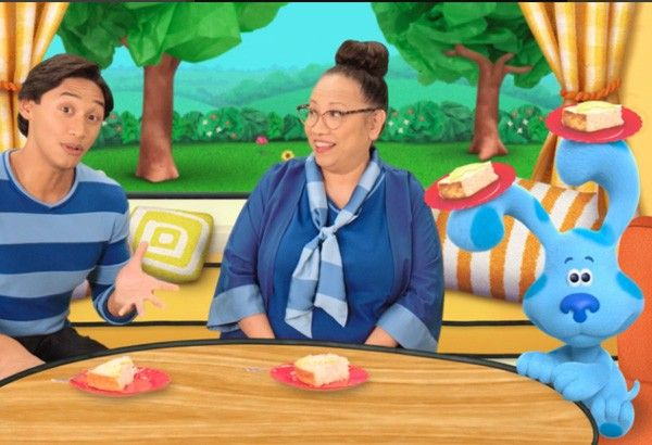 'Blue's Clues & You' episode showing Filipino culture re-airs for International Family Day