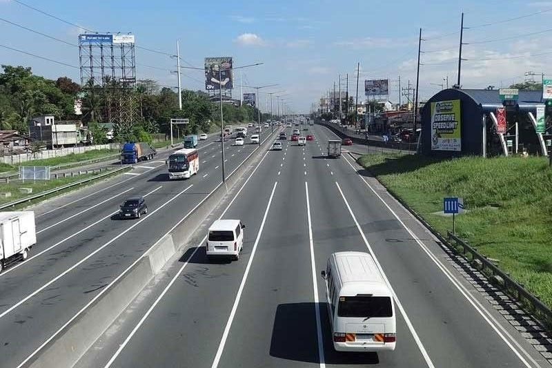 NLEX to hike toll starting Tuesday
