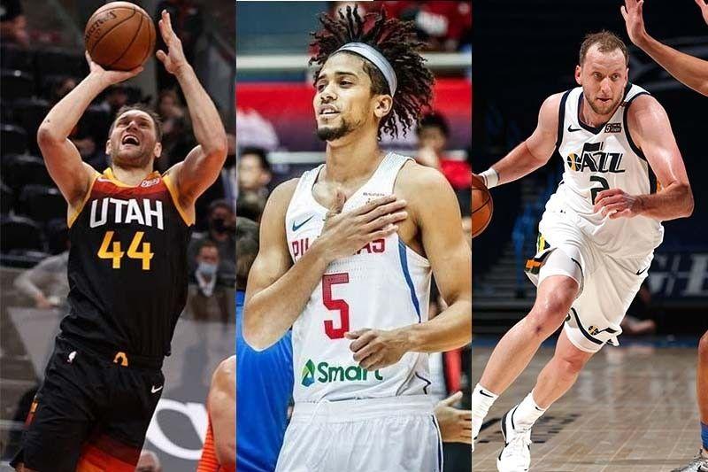 Jazz's Ingles, Bogdanovic among Gabe Norwood's toughest NBA player matchups