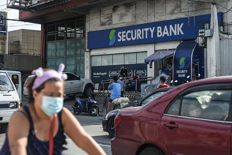 Security Bank profit drops to P1.6 billion in Q1