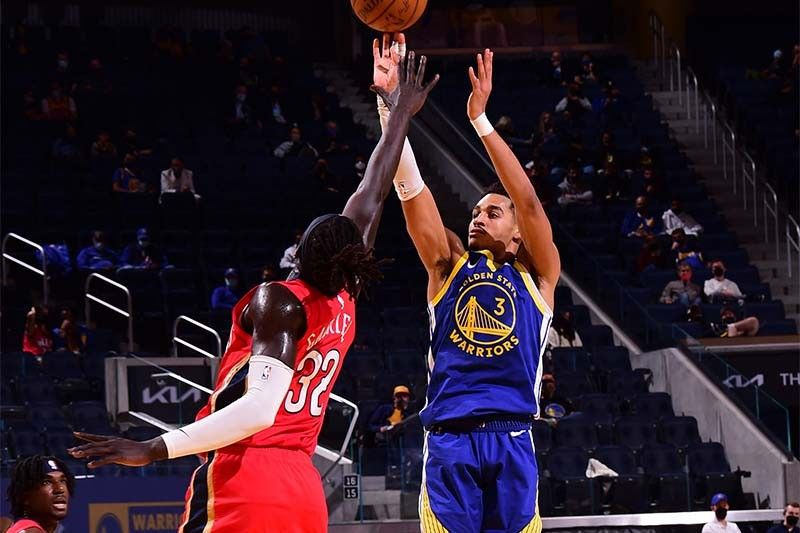 Warriors hold off Pelicans; also-ran Rockets upset playoff-bound Clippers