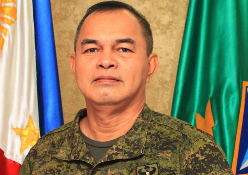 Faustino out, Centino named new Army chief