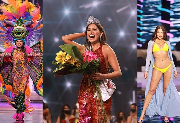 Not from Mexico, Pampanga: Who is Miss Universe 2020 Andrea Meza?