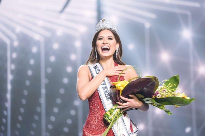 Miss Mexico nakuha ang korona Rabiya hindi naka-ariba, Miss Thailand copy cut ni Catriona