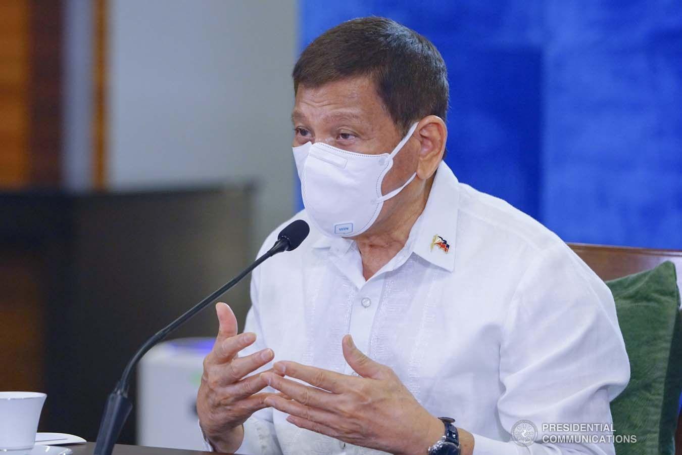 San Beda alumni to Duterte: Take back remarks on West Philippine Sea row