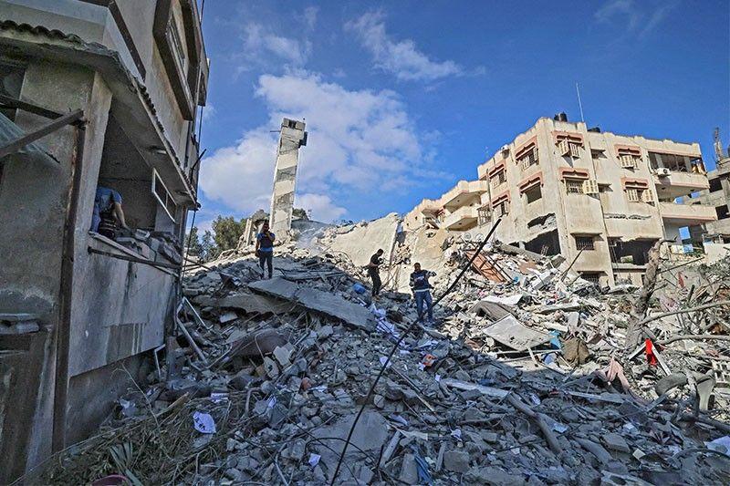 Ceasefire between Israel, Hamas comes into force