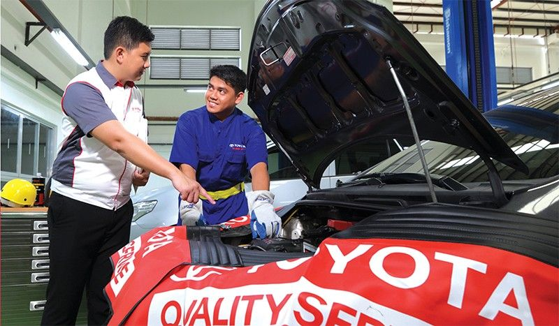 Toyota�s Car Maintenance Weekend happening this May 27 to 29