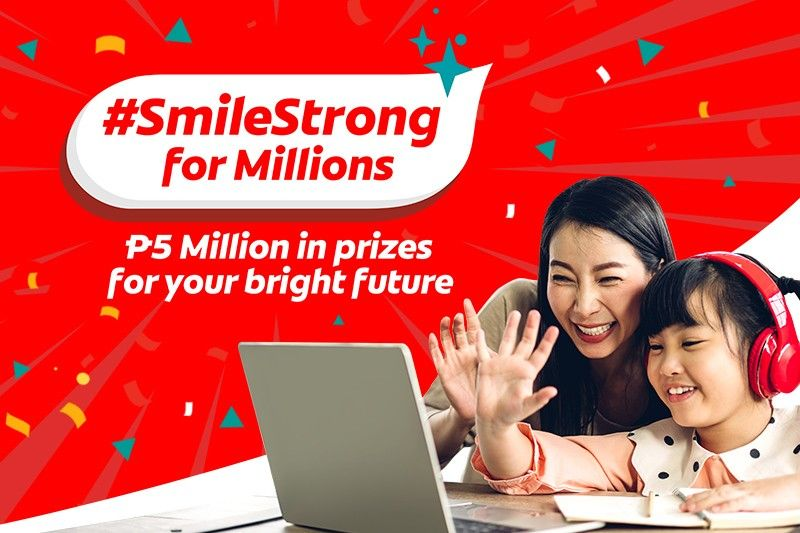 Because education is key to a bright future: Promo gives cash prizes for students!