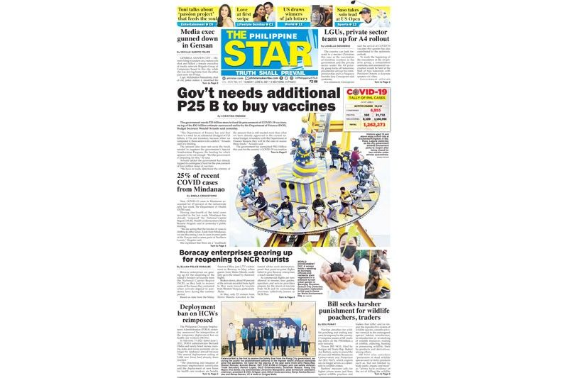 The STAR Cover (June 6, 2021)