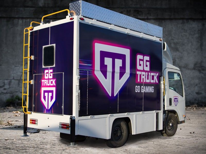 First pop-up gaming truck in Southeast Asia launched