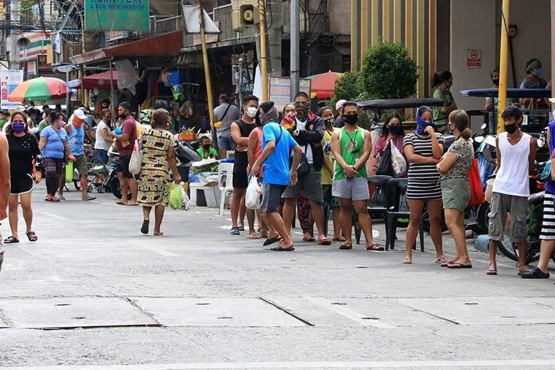 Eight barangay captains charged over 'lax' enforcement in mass gatherings