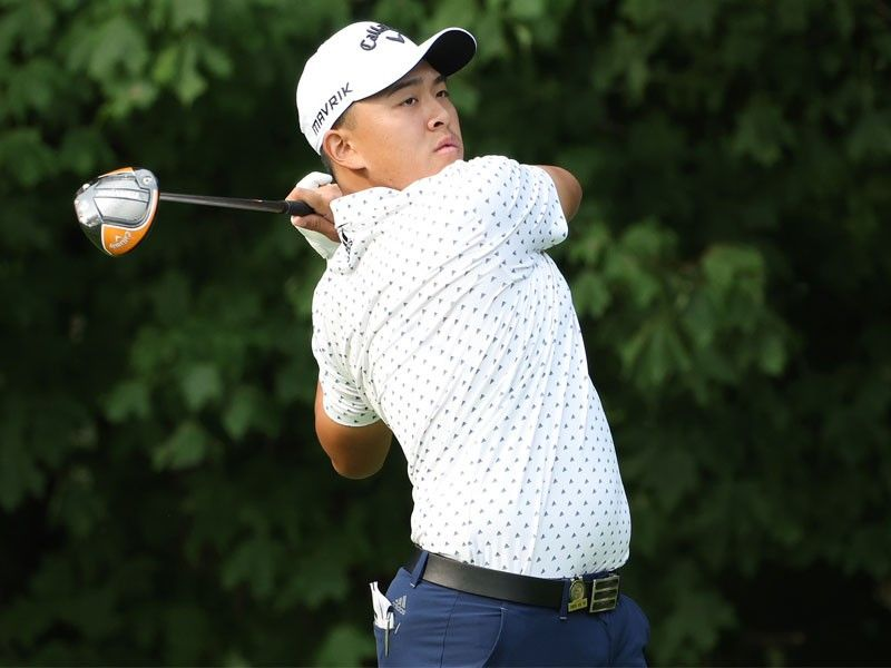 Former Asian amateur star Yu steps into professional world with eye on PGA Tour