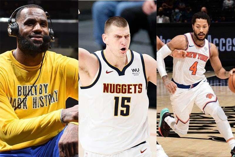 NBA MVP voting: Jokic runaway winner; LeBron continues streak; Rose with surprise vote