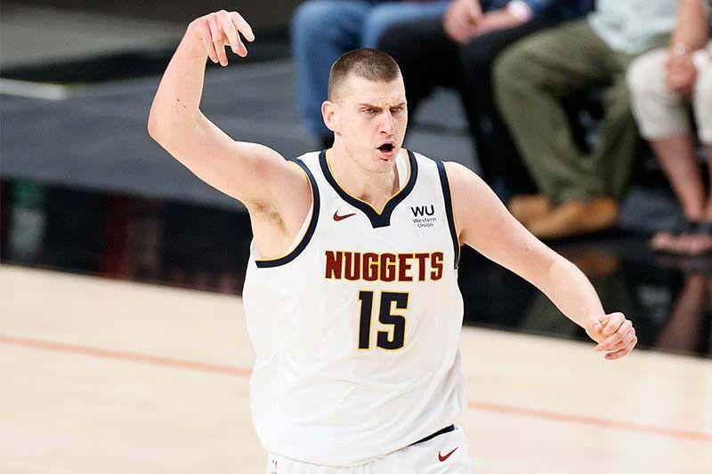 Nuggets' Jokic is NBA MVP