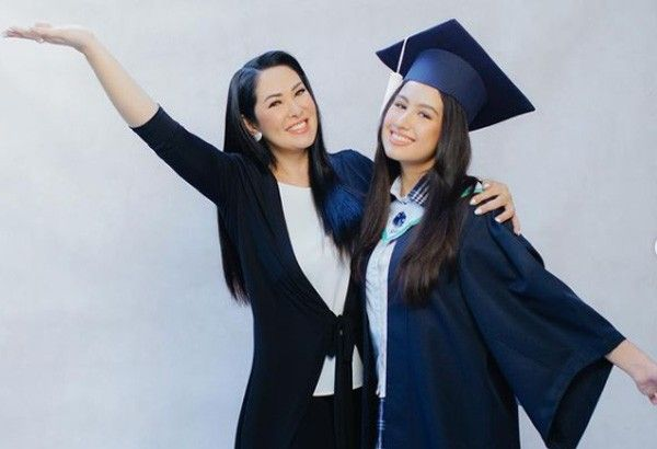 Ruffa Gutierrez shares daughter Lorin's graduation victory with fellow single moms