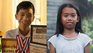 �Batang Matibay�: Students who prove the strength in every Filipino child