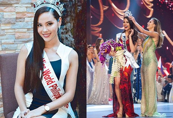 Why try other pageants: Catriona Gray recalls 'eating pride' from Miss World to Miss Universe